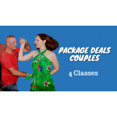 4 Class - Package Deal 1 Couple at Home