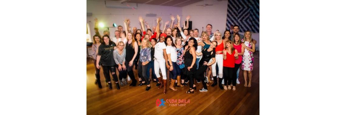 Cuba Baila Salsa Class
