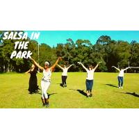 Saturday  Salsa in the Park Intermediate 1:30PM